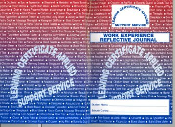 Work Experience Reflective Journal.pdf