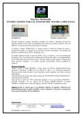 Instrucciones - Novosonic - Page 2