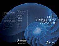 CATIA FOR CREATIVE DESIGNERS