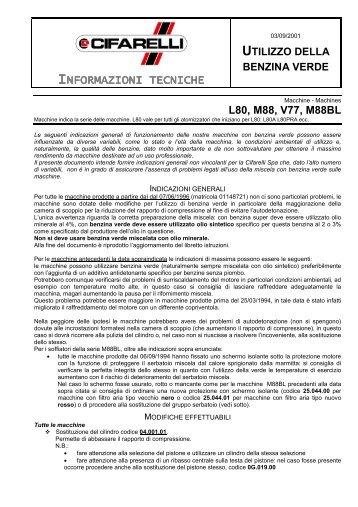 Acrobat Distiller, Job 3 - Cifarelli SpA