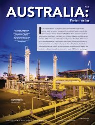 Australia Part II - Oil & Gas Financial Journal