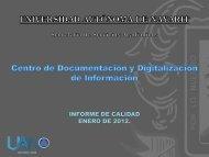 Octubre 2011 - sistema administrativo de calidad