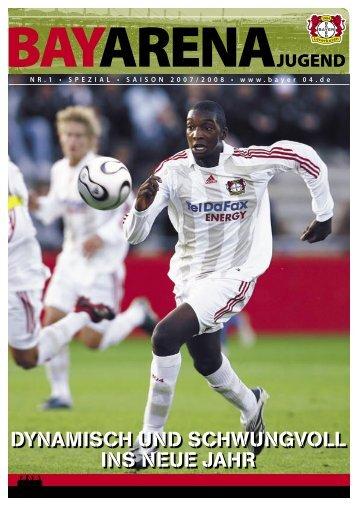 Magazin - Bayer 04 Leverkusen
