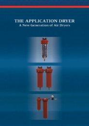 Eliminizer Application Dryer Brochure - Duncan Rogers