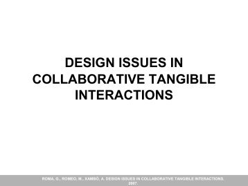 Physicality in Tangible Interaction: Bodies and the