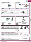 Catalogue Osculati 2008 tauds, capotes, supports moteurs - Page 3