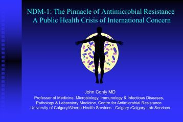 NDM-1: The Pinnacle of Antimicrobial Resistance A Public Health ...