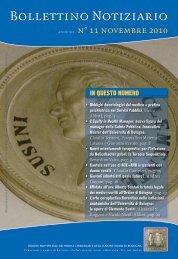 Novembre 2010 - Ordine dei Medici di Bologna