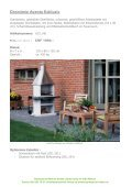 Cheminée SIENA Inox - Baumaterial-Riehen - Page 7