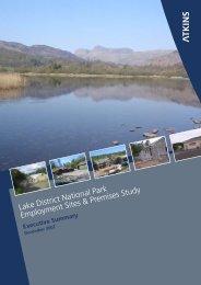 Employment land and premises study executive summary (PDF)