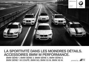 Téléchargement liste des prix - BMW