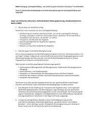 Forum D: Dokumentation und Zusammenfassung (pdf, 365,22 kB)