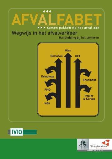 AFVALFABET - Provincie West-Vlaanderen