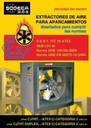 Fullet APARC. ATEX DUPLEX.FH10 - Caloryfrio.com