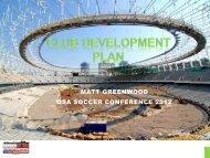 Download Presentation - Ontario Soccer Association