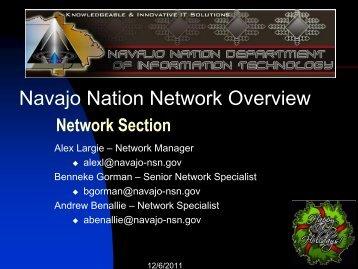 DIT - Navajo Nation Telecommunications