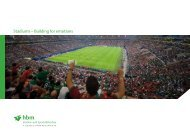 Stadiums – Building for emotions - BAM Sports  GmbH