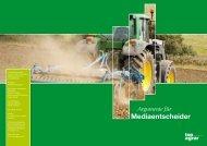 top agrar Mediafacts - Argumente für Mediaentscheider
