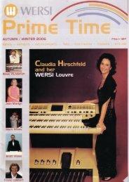 claudia Hirschfeld - The Organ Forum