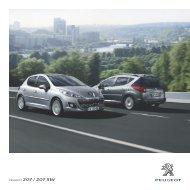 Peugeot 207 SW Brochure - S G Petch