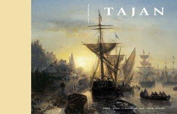 Tableaux et sculptures du 19e siècle - Tajan