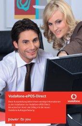 Installationsanleitung - Vodafone