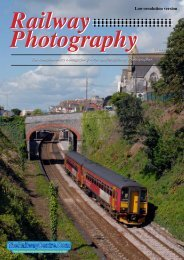 Download Low Resolution file 4mb - The Railway Centre.Com