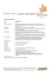 Seite 1 123 Laubholzlauge 0510 - Parkett Naturnah