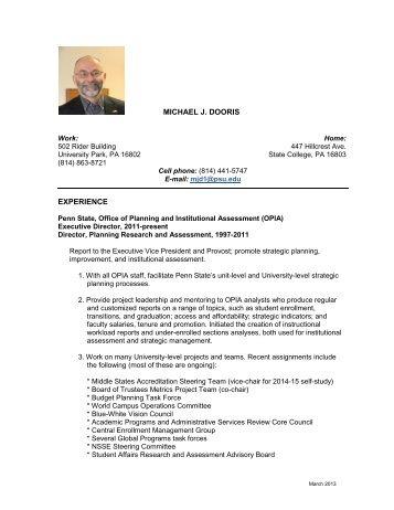 November 2010 - Penn State Personal Web Server
