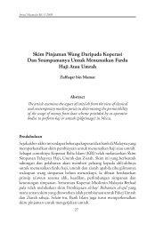 2 skim pinjaman.indd - Jabatan Kemajuan Islam Malaysia