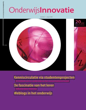 OI_1_05.pdf - Open Universiteit Nederland