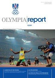 marketing mit den ringen olympiazentren olympische spiele ... - ÖOC