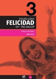 Estudio sobre Felicidad - Universidad de Palermo