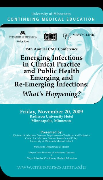 Emerging Infections in Clinical Practice and Public Health Emerging ...