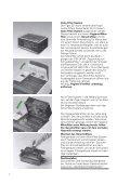 Gebrauchsanleitung Bodenstaubsauger Tiger 251 Teppich-Bürste 340 - Seite 7