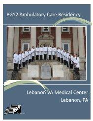 PGY2 Ambulatory Care Pharmacy Residency - Pharmacy Benefits ...