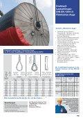 Anschlagseile Seilgehänge Laufende Seile Stehende Seile Seil ... - Seite 5