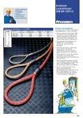 Anschlagseile Seilgehänge Laufende Seile Stehende Seile Seil ... - Seite 7
