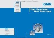 High Precision Ball Bearings