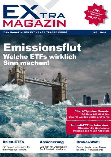 Emissionsflut - EXtra-Magazin