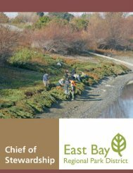 EAST BAY REGIONAL PARK DISTRICT - CPS HR Consulting