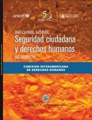Informe sobre seguridad ciudadana y derechos ... - Hchr.org.mx
