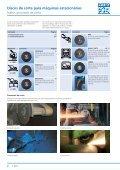 Catálogo 207 - Discos de corte estacionários - PFERD - Page 2