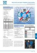 Catálogo 207 - Discos de corte estacionários - PFERD - Page 5