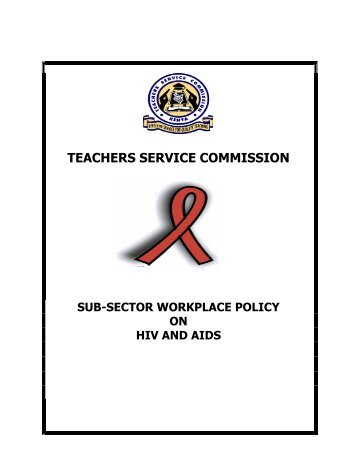 Human Resource Policy HIV / Aids â Code of Conduct 1