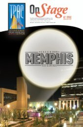 Memphis - Tennessee Performing Arts Center