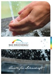 Download Imagebroschüre 2012 - Bad Brückenau