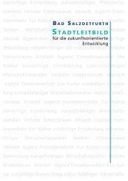 Attraktivität: Handel, Innenstadt und Ortsteile - Bad Salzdetfurth