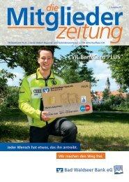 Mitglieder - Bad Waldseer Bank eG