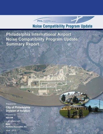 Part 150 Brochure FINAL_Letter.indd - Philadelphia International ...